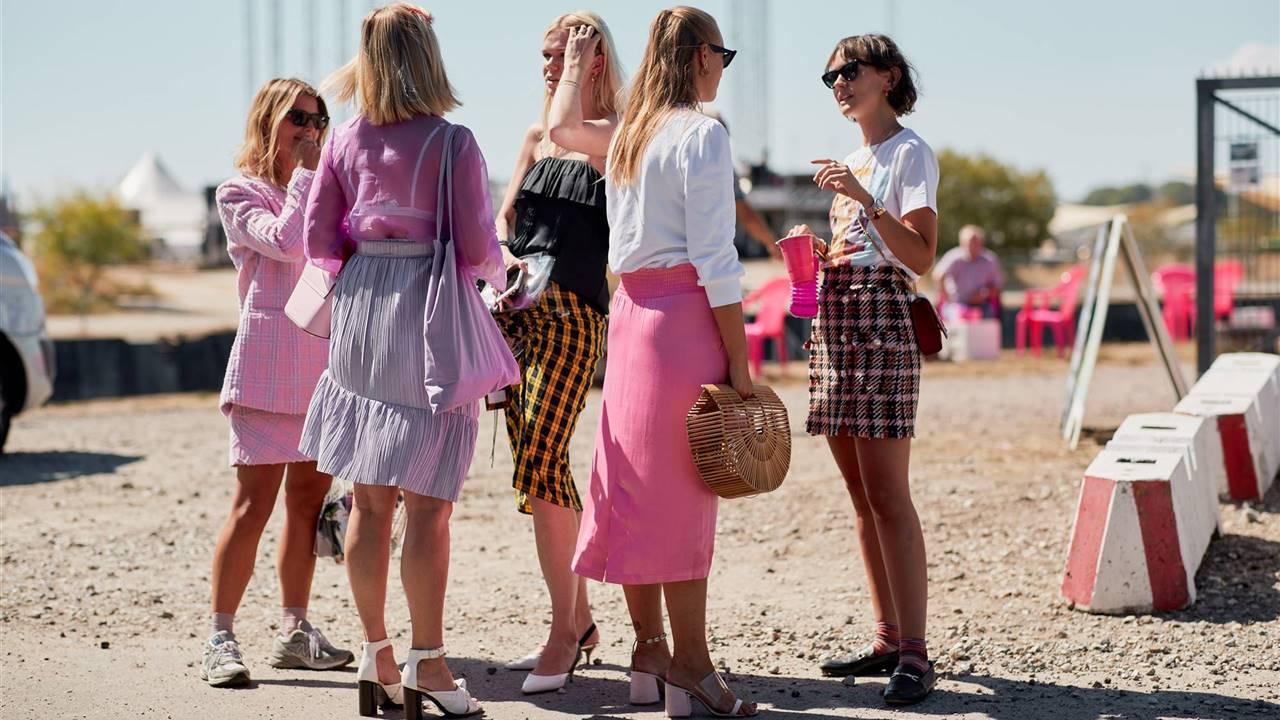 Estas son las faldas de Mango que solucionarán todos tus looks de verano